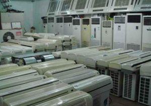 西安挂式机空调回收,废旧空调回收